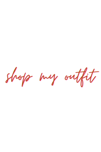 shop my outfit fall sticker 2020