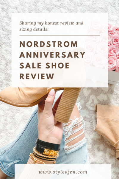 Nordstrom Anniversary Sale 2020 Shoe Review