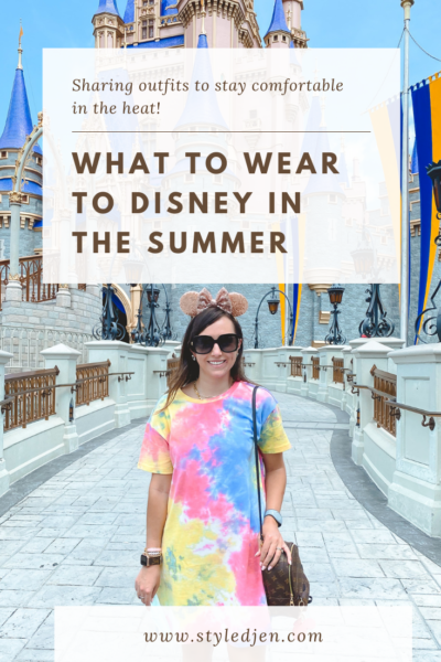 what to wear to disney in the summer