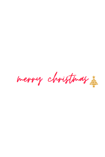 merry christmas instagram story sticker 2020