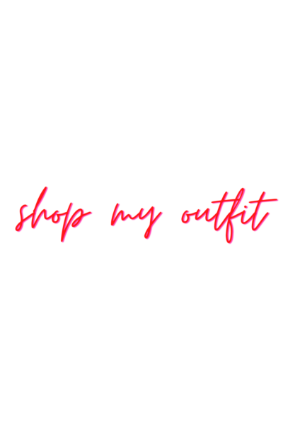 shop my outfit christmas instagram story sticker 2020