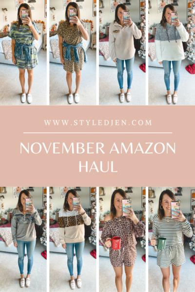 November Amazon Haul 2020
