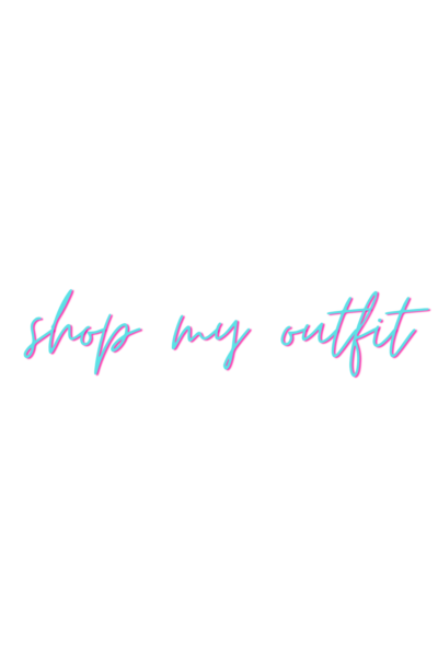 shop my outfit easter sticker